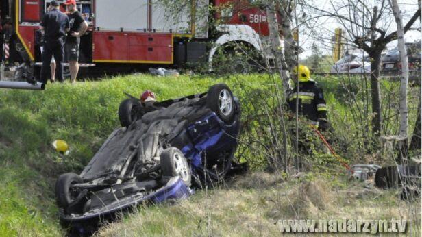 Śmiertelny wypadek na trasie katowickiej nadarzyn.tv
