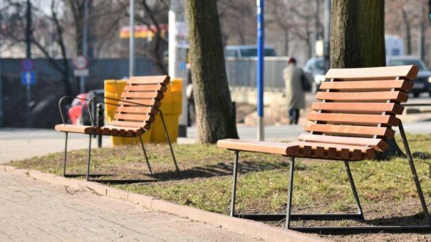 Wybiorą miejsca dla nowych ławek