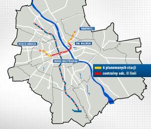 Metro pojedzie w głąb Woli i na Targówek. Kto je zbuduje?