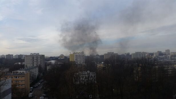 Dym nad Mokotowem Zbigniew / Kontakt 24
