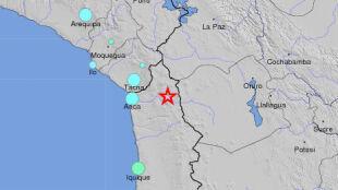 W Peru i w Chile zatrzęsła się ziemia