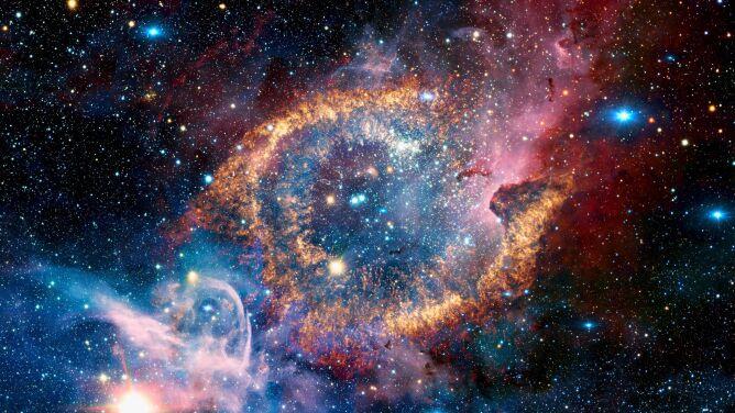 Wszechświat może być <br />młodszy, niż sądzono
