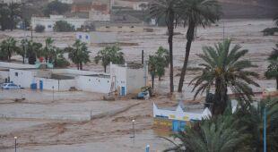 Powódź w Maroko