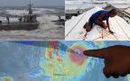 Huragan zasysa olbrzymie ilości energii z morza