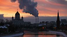 Śmiertelne mrozy w Rosji. 170 ofiar niskich temperatur