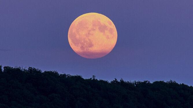 Superpełnia Księżyca. <br />Dlaczego jest taka wyjątkowa?