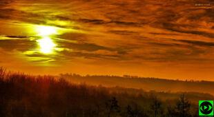 Wschody i zachody słońca w Waszych obiektywach