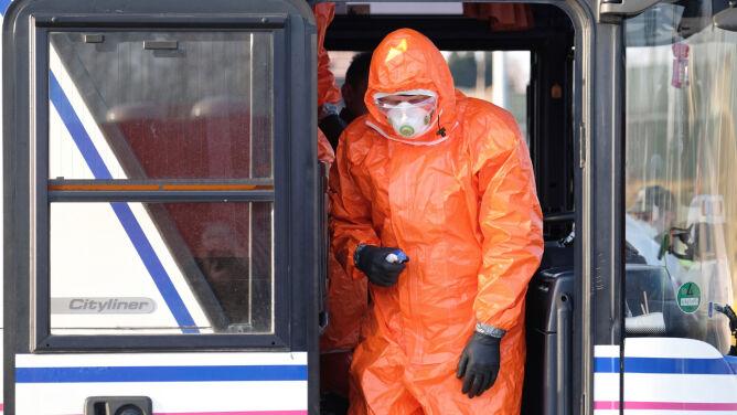 WHO: ryzyko pandemii stało się bardzo realne