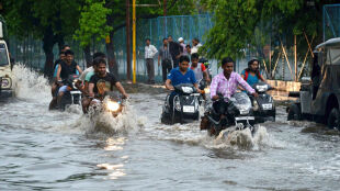 Coroczne powodzie to indyjska rzeczywistość. 20 tysięcy osób jest poszkodowanych